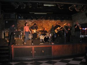 The Bourbon Street Blues Band at Whiskey Junction